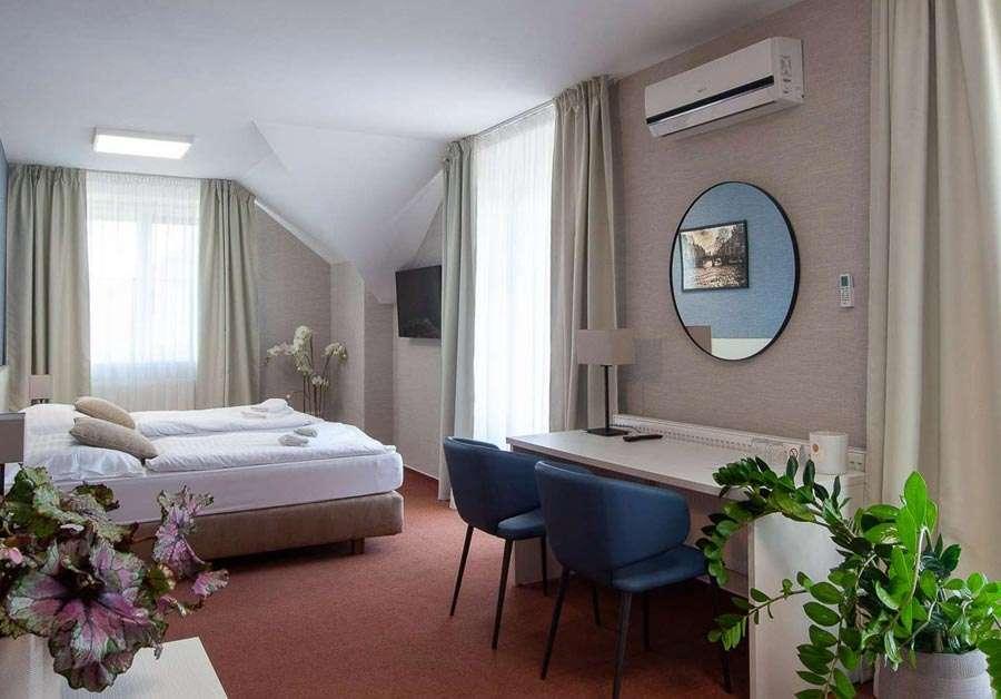 Zrekonstruované pokoje 2